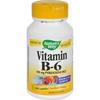 Vitamins OTC Meds Vitamin B: Nature's Way - Vitamin B-6 - 100 mg - 100 Capsules