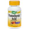Vitamins OTC Meds Vitamin B: Nature's Way - Pantothenic Acid - 250 mg - 100 Capsules