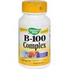 Vitamins OTC Meds Vitamin B: Nature's Way - Vitamin B-100 Complex - 60 Capsules
