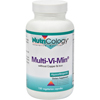 Nutricology NutriCology Multi-Vi-Min without Copper and Iron - 150 Vegetarian Capsules HGR 0821884