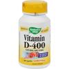 Nature's Way Vitamin D-400 - 400 IU - 100 Capsules HGR 0912980