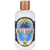 Condiments Lemon Juice: Dynamic Health - Organic Acai Gold - 32 fl oz