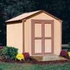Storage Sheds: Handy Home Products - Kingston - 8' x 8' Storage Building With Floor Kit