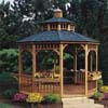 Handy Home Products San Marino 12 Round Gazebo HHS 19948-6