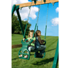 Backyard Play Systems Glider Swing HHS 4045