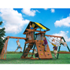 Backyard Play Systems Wooden Playset - with Monkey Bars HHS 4018