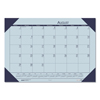 Clean and Green: Recycled EcoTones Academic Desk Calendar, 18.5 x 13, Cordovan Corners, 2019-2020