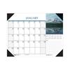 House Of Doolittle Earthscapes Scenic Desk Pad Calendar, 18.5 x 13, 2021 HOD 1476