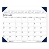 Clean and Green: Executive Monthly Desk Pad Calendar, 24 x 19, 2020