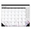 House Of Doolittle House of Doolittle™ 100% Recycled Wild Flower Desk Pad Calendar HOD 197