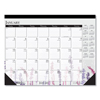 House Of Doolittle House of Doolittle™ 100% Recycled Wild Flower Desk Pad Calendar HOD 1976