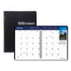 House Of Doolittle House of Doolittle™ Earthscapes™ 100% Recycled Full-Color Ruled Monthly Planner HOD 26402