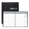 Clean and Green: Academic Ruled Monthly Planner, 14-Mo. July-August, 11 x 8 1/2, Black, 2019-2020