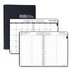 Appointment Books Planners Weekly Monthly Planners: House of Doolittle™ 24/7 100% Recycled Daily Appointment Book/Monthly Planner