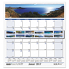 House Of Doolittle House of Doolittle™ Earthscapes™ 100% Recycled Coastlines Wall Calendar HOD 328