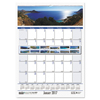 House Of Doolittle House of Doolittle™ Earthscapes™ 100% Recycled Coastlines Wall Calendar HOD 329