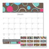 Clean and Green: 100% Recycled Bubbleluxe Wall Calendar, 12 x 12, 2019