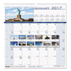 House Of Doolittle House of Doolittle™ Earthscapes™ 100% Recycled National Monuments Wall Calendar HOD 3439