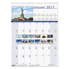 House Of Doolittle House of Doolittle™ Earthscapes™ 100% Recycled National Monuments Wall Calendar HOD 3440