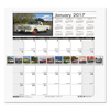 House of Doolittle House of Doolittle™ Earthscapes™ 100% Recycled Classic Cars Monthly Wall Calendar HOD 3772