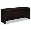 HON HON® 10500 Series™ Single Pedestal Credenza HON 10546LNN