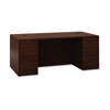 Pedestal Desks: HON® 10500 Series™ Double Pedestal Desk with Full Pedestals