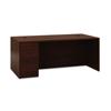 """Pedestal Desks: HON® 10500 Series™ """"L"""" Workstation Single Pedestal Desk with Full-Height Pedestal"""