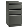 "Filing cabinets: HON® Flagship® Mobile Box/Box/File Pedestal File with ""R"" Pulls"