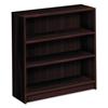 HON HON® 1870 Series Square Edge Laminate Bookcase HON 1872N