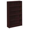 HON HON® 1870 Series Square Edge Laminate Bookcase HON 1875N