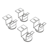 Filing cabinets: HON® Brigade® Pedestal Adjustable Glides