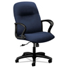 chairs & sofas: HON® Gamut® Series Managerial Mid-Back Chair