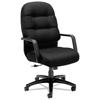 HON HON® Pillow-Soft® 2090 Series Executive High-Back Swivel/Tilt Chair HON 2091CU10T