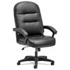 HON HON® Pillow-Soft® 2090 Series Executive High-Back Swivel/Tilt Chair HON 2095HPWST11T