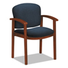HON HON® 2111 Invitation® Reception Series Wood Guest Chair HON 2111COAB90