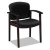 chairs & sofas: HON® 2111 Invitation® Reception Series Wood Guest Chair