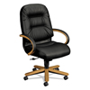 HON HON® Pillow-Soft® 2190 Series Executive High-Back Swivel/Tilt Chair HON 2191CSR11