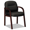 chairs & sofas: HON® 2190 Pillow Soft® Wood Series Guest Arm Chair