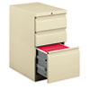 Filing cabinets: HON® Brigade™ Radius Pull Mobile Pedestal