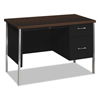 HON HON® 34000 Series Single Pedestal Desk HON 34002RMOP