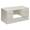 Desks & Workstations: HON® 38000 Series™ Double Pedestal Desk