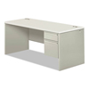 Desks & Workstations: HON® 38000 Series™ Single Pedestal Desk