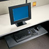 keyboard & mouse drawers & platforms: HON® Laminate Keyboard Platform