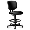 leatherchairs: HON® Volt® Series Leather Adjustable Task Stool