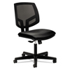 meshchairs: Volt Series Mesh Back Leather Task Chair