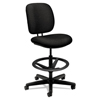 HON HON® ComforTask® Task Stool with Adjustable Footring HON 5905AB10T