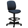 chairs & sofas: HON® ComforTask® Task Stool with Adjustable Footring