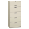 Filing cabinets: HON® Brigade™ 600 Series Lateral File