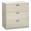 Filing cabinets: HON® Brigade® 600 Series Lateral File