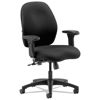 HON HON® 7800 Series Mid-Back Task Chair HON 7823CU10T
